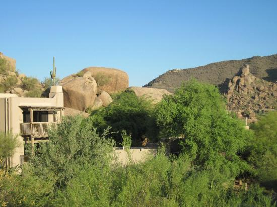 Boulders Resort & Spa, Curio Collection by Hilton: view from room