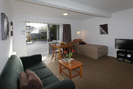 Casino Court Motor Lodge: One bedroom