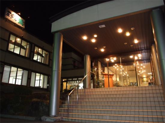 Hotel Uguisu : 外観写真