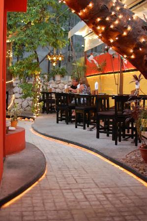 Kinta Mexican Bistro : Kinta Garden