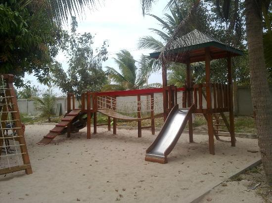 Hua Hin Fishing Lodge: Children's playground