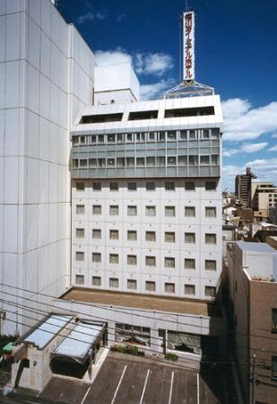 Fukuyama Terminal Hotel : 外観写真