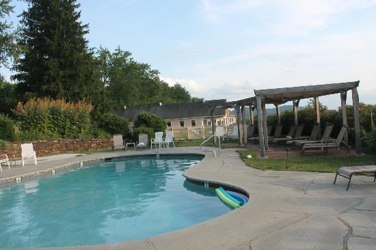 Wildflower Inn: Pool