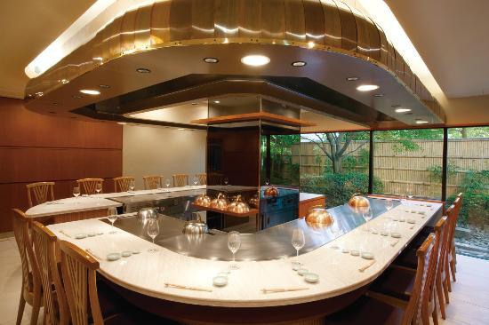 "Kyoto Brighton Hotel: Steak House ""Himorogi"""