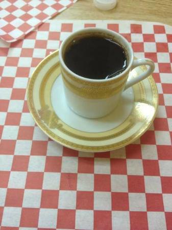 Middle East Restaurant : Arabic coffee
