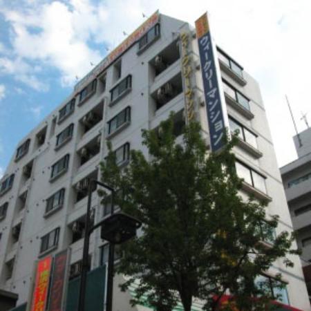 Weekly Mansion Yoshinochoten