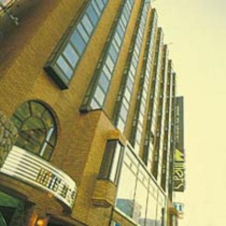 Hotel Sapporo Mets: 外観写真