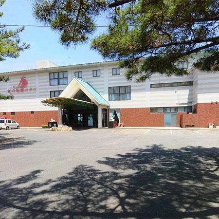 Kokuminshukusha Nijinomatsubara Hotel: 外観写真