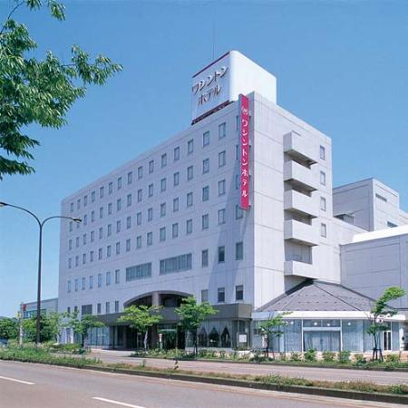 Tsubamesanjo Washington Hotel : 外観写真