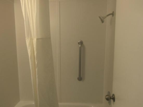 Quality Inn - Flagstaff / East Lucky Lane : shower
