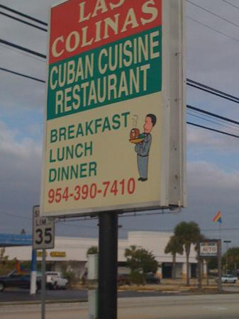 Las Colinas Restaurant: Serving all meals