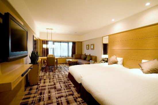 Kyoto Brighton Hotel: Executive Twin(42 SQM / 452 SQFT)