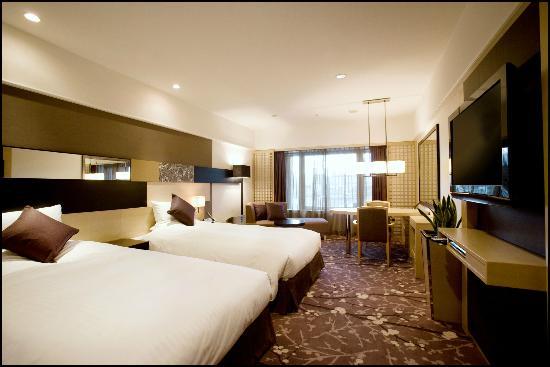 Kyoto Brighton Hotel: Superior Twin(38 SQM / 409 SQFT)