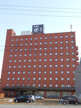 Hotel Alpha-One Tsuruoka