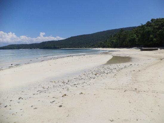 Glan, Filipinas: Beachfront