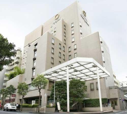 Photo of Hotel Sunpatio Edogawa