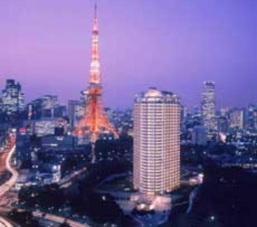 The Prince Park Tower Tokyo: 外観写真