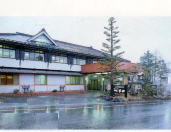 Shikanoyu Tuschiya : 外観写真