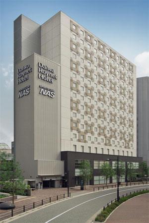 Daiwa Roynet Hotel Tokyo-Osaki: 外観写真