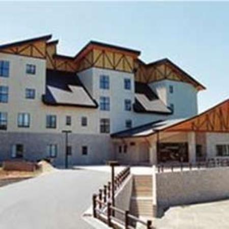 Hotel Grand Tencoo : 外観写真