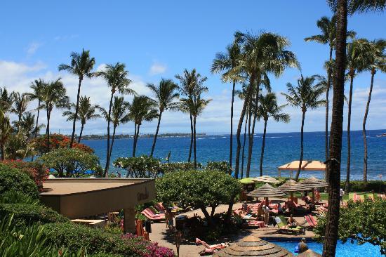 Hyatt Regency Maui Resort And Spa View