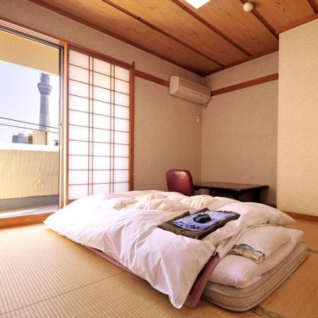 Hotel Asakusa Mikawaya: 施設内写真