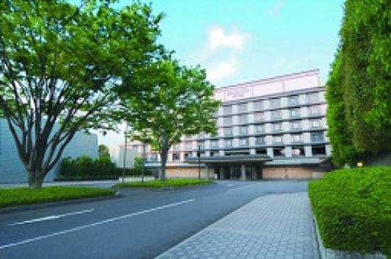 Kyoto Brighton Hotel: Hotel Entrance