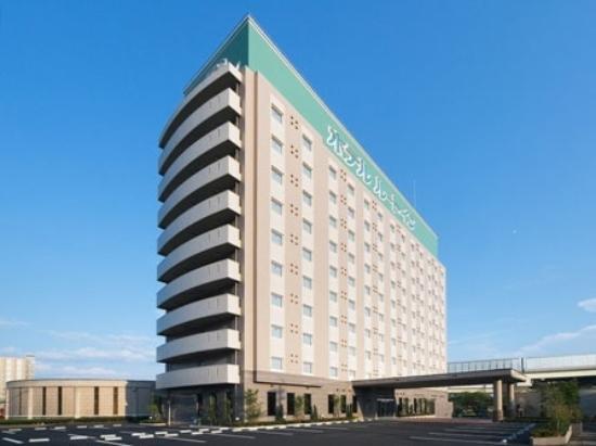Hotel Route-Inn Dai-ni Kameyama Inter: 外観写真