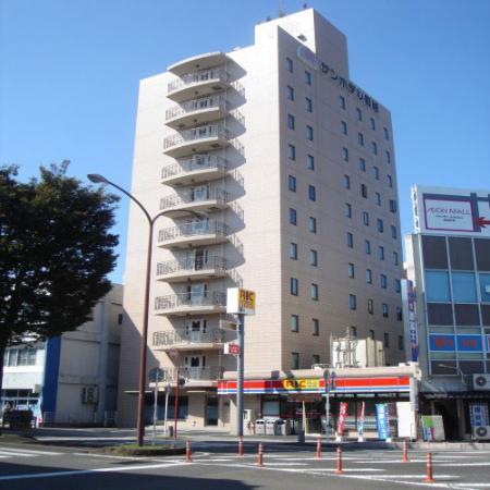 APA Hotel Miyazaki Miyakonojo Ekimae: 外観写真