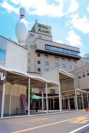 Hotel Kamo: 外観写真