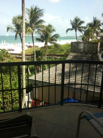 Hotel View Picture Of Hilton Marco Island Beach Resort Marco Island Tripadvisor