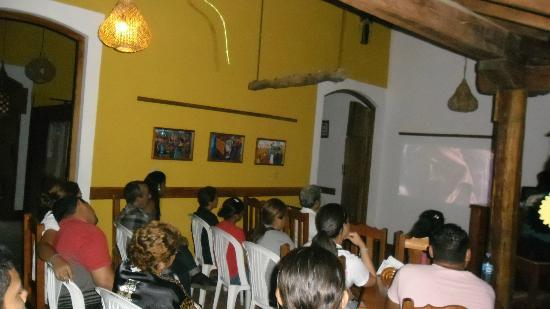 La Tertulia Espacio de Encuentro : Nuestro visitantes al cine de los domingos