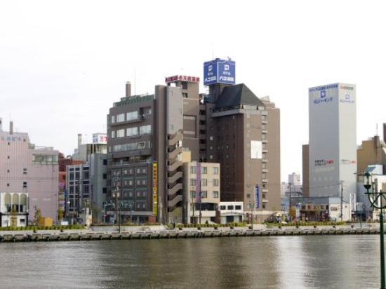 Hotel Paco Kushiro: 外観写真