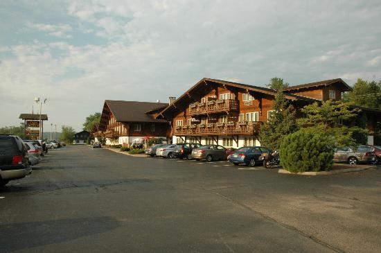 Chalet Landhaus: Hotel Charm