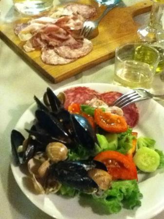 Agriturismo Villa Mocenigo: Fresh everything!!!