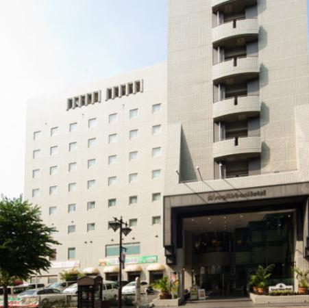 Atsugi Urban Hotel: 外観写真