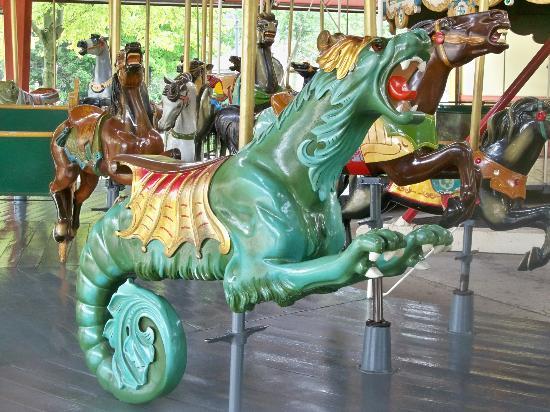 1913 Herschell-Spillman Carousel