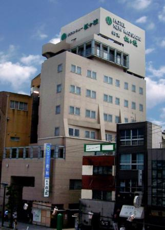 Hotel New Matsugae : 外観写真
