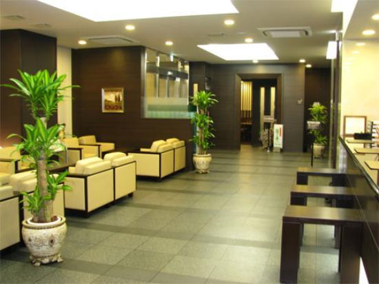 호텔 루트 인 하나마키
