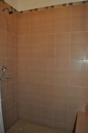 Hotel Galapagos Suites: Very clean bathroom tiles, very good shower head, clean curtain, hot water with great water pres