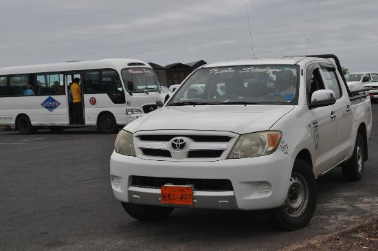 Hotel Galapagos Suites: Private ride to airport or hotel