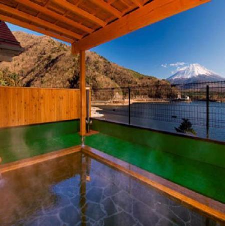 Shoji lake hotel : 施設内写真