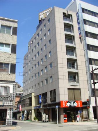 Weekly Sho Hotel Toyama : 外観写真