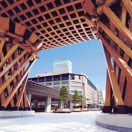 Kanazawa Miyako Hotel : 外観写真