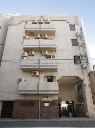 Sankei City Hotel Hachioji: 外観写真
