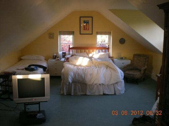 Buttercross Bed & Breakfast : large room,lot of privecy