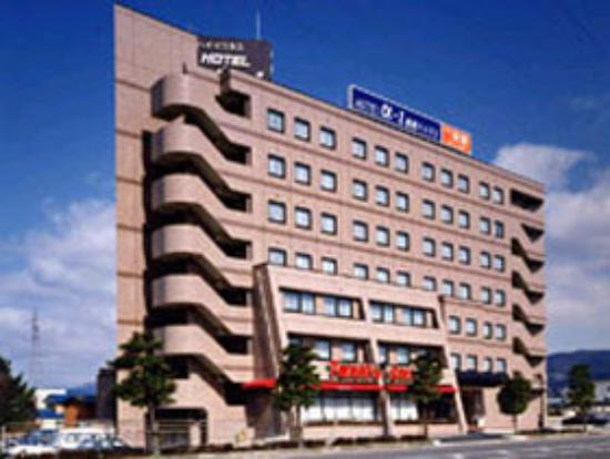 Photo of Hotel Alpha-One Tsuruga-Bypass