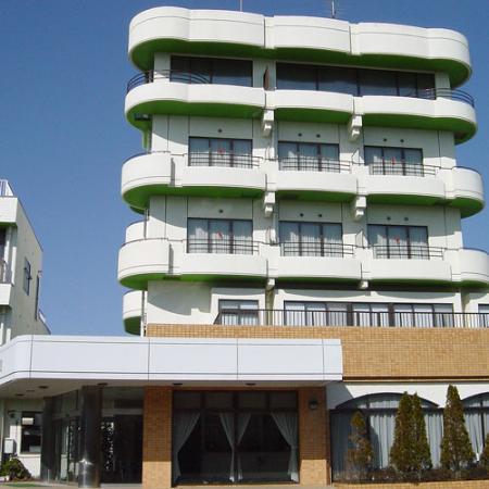 Hotel Green Mukai: 外観写真