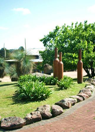 Moorebank Vineyard: Moorebank property