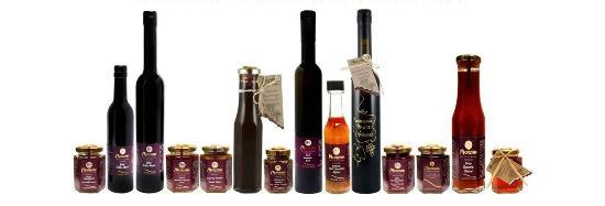 Moorebank Vineyard: Moorebank condiments